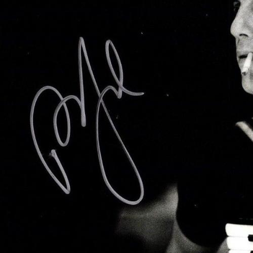 BILLY JOEL Signed Autographed 11x14 Photo Beckett BAS #D48892
