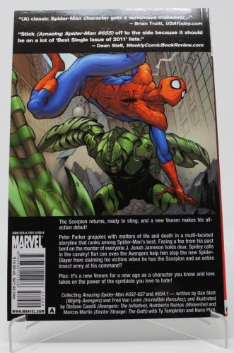 Mcfarlanes Spider-man 2 & 3, Matters Of Life And Death Saga Of The Alien Costume