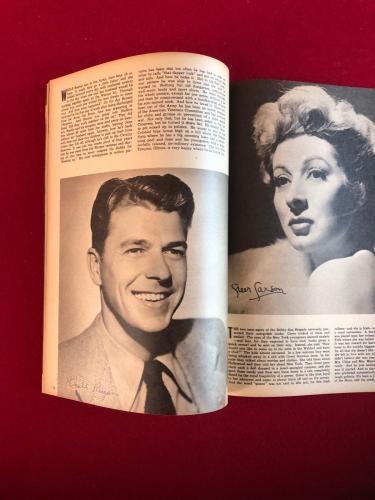 "1946, Frank Sinatra, ""SCREEN ALBUM"" Magazine (No Label) Scarce / Vintage"