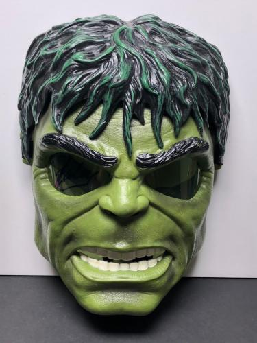 Stan Lee Signed Marvel Avengers :Hulk Mask *Avengers PSA X60638