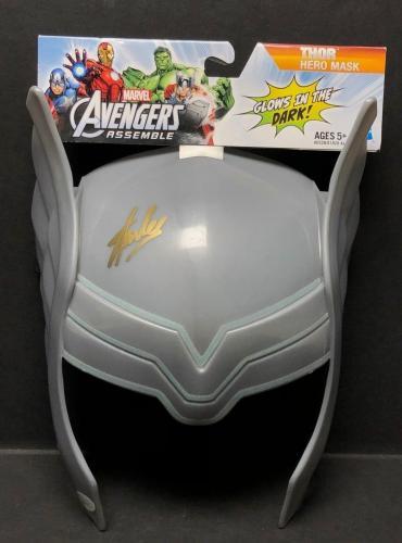 Stan Lee Signed Marvel Avengers :Thor Hero Mask *Avengers JSA WP93212