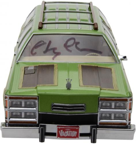 Chevy Chase National Lampoons Vacation Autographed 1979 1/8 Truckster Wagon - BAS