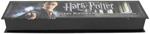 Daniel Radcliffe Signed Harry Potter Illuminating Wand BAS #G45002