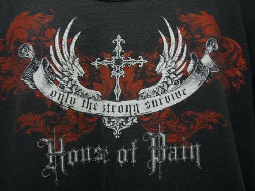 House Of Pain Only The Strong Survive Band Concert Tour Med T Shirt SS2