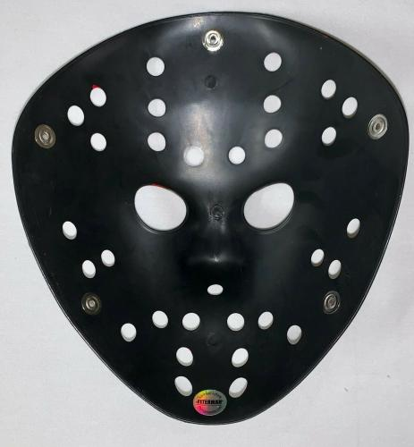 Ari Lehman Jason Voorhees Friday the 13th Signed Mask FSG Jason 1 C