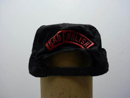Vintage Original BAD ENGLISH 80's Concert Tour Hat Black