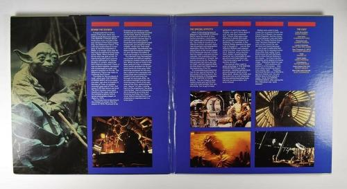 George Lucas Star Wars Empire Strikes Back Autographed Signed Laserdisc PSA/DNA
