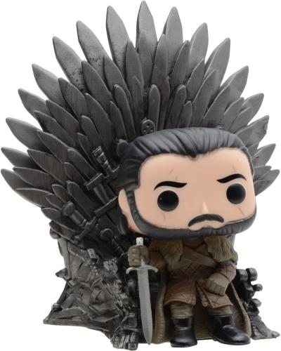 Kit Harington Game of Thrones Autographed #72 Jon Snow Funko Pop!