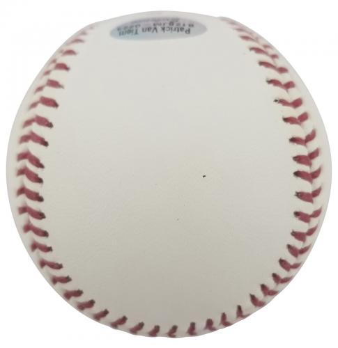 George H.W. Bush Signed Oml Baseball Autographed JSA #X60362