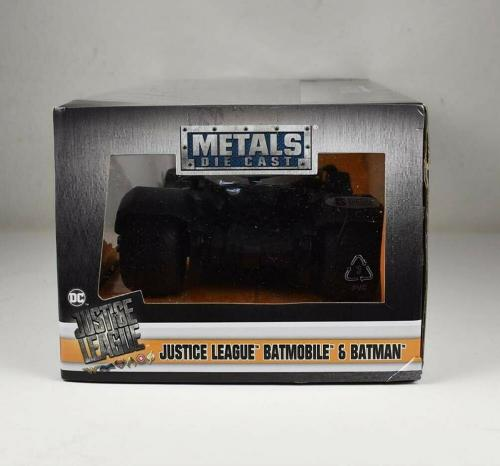 Ben Affleck Batman Autographed Signed Metals Die Cast Batmobile BAS COA AFTAL