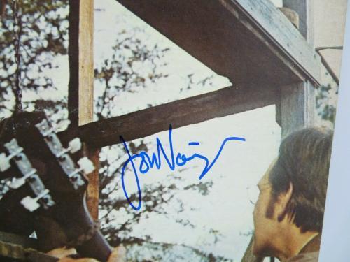 Jon Voight Deliverance Signed Autographed Soudtrack LP BAS Certified