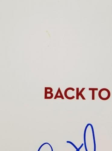 THE INCREDIBLES 2 (4) Signed 11x17 Photo Nelson Hunter Giacchino Beckett BAS COA