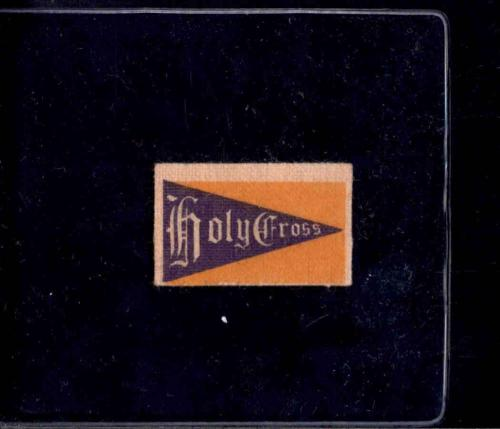#60 James Murphy RC - 1950 Topps Felt Backs Football Cards (Star) Graded EX