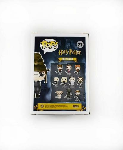 Daniel Radcliffe Harry Potter Autographed Signed Funko Pop Authentic JSA COA