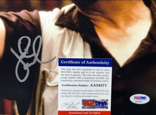 John Goodman Signed 'The Big Lebowski' 12x18 Photo PSA AA54371