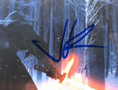 JJ J.J. Abrams Signed Star Wars 4x6 Photo PSA 84109267