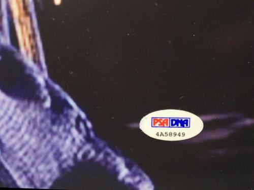 Chris Sarandon Ken Page Signed Nightmare Before Christmas 16x20 Photo PSA 58949