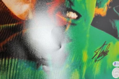Stan Lee The Hulk Signed 16x20 Photo Autographed BAS #B78572