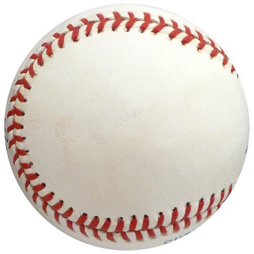 Billy Joel Autographed Official AL Baseball Musician Beckett BAS #H10515