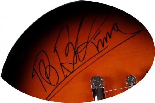 B.B. King Autographed Signed Gibson SB Guitar UACC & PSA AFTAL