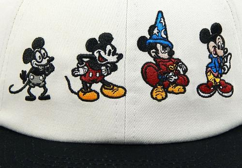 Vans x Disney Mickey Through The Years Jockey Hat Adjustable New With Tags