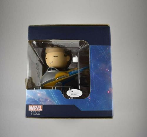 Chris Pratt Guardians of Galaxy Avengers Endgame Autographed Signed Funko JSA