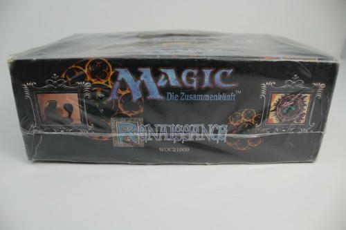 German Renaissance Booster Box --- Factory Sealed --- MTG Magic