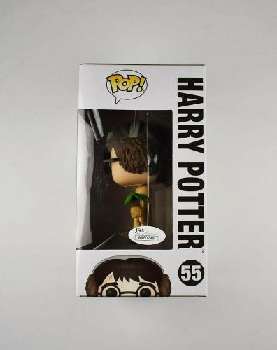 Daniel Radcliffe Harry Potter Autographed Signed Funko Pop Authentic JSA COA