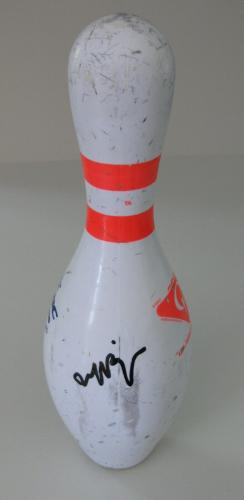 Jeff Bridges signed autographed Bowling Pin,The Dude,The Big Lebowski,COA, Proof