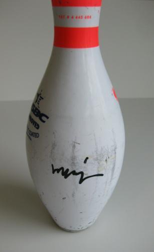 Jeff Bridges signed autographed Bowling Pin,The Dude,The Big Lebowski,COA, Proof
