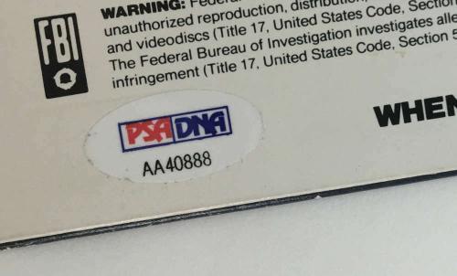 Rocky Sylvester Stallone Signed Autographed Rocky Soundtrack PSA/DNA