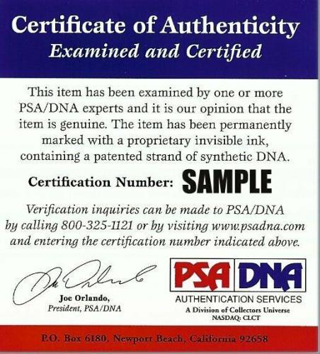 Hank Ketcham Autographed 1st Day Issue Cachet Dennis the Menace PSA P94451
