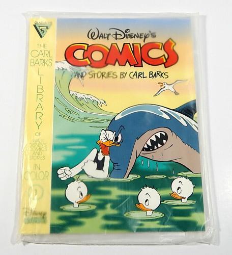 Walt Disney's Comics & Stories #1 thru #49 All Sealed Carl Barks Library
