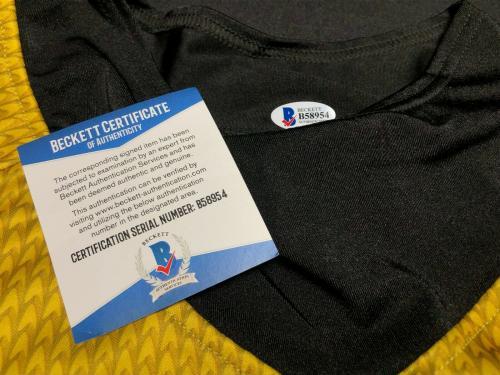 William Shatner Signed Captain Kirk Star Trek Costume Shirt BAS Beckett B58954