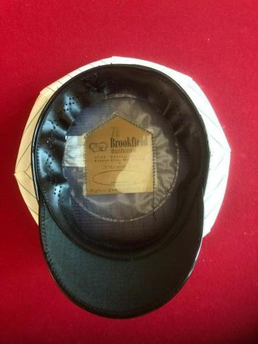 1950-60's, Coca-Cola, Vintage Delivery Man Hat (Scarce / Vintage)
