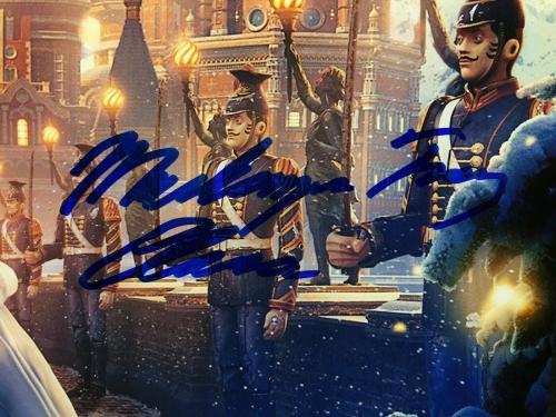 Mackenzie Foy Signed 'The Nutcracker And The Four Dreams' 11x14 Photo PSA