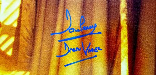 JEREMY BULLOCH & DAVE PROWSE Signed STAR WARS 16x20 Photo JSA #S88363