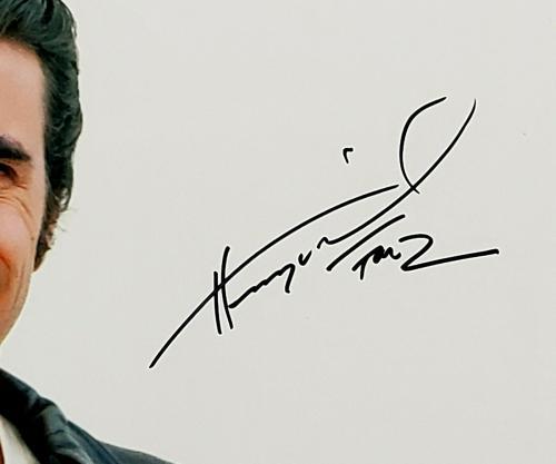 "HENRY WINKLER Signed Happy Days ""FONZIE"" 16x20 Photo JSA Witnessed #WP892514"