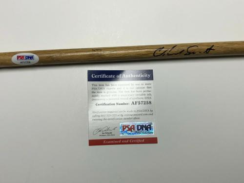 Chad Smith Signed Drum Stick *Red Hot Chili Peppers *Dick Van Dyke PSA AF57258