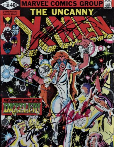X-men #130 Cgc 9.8 White Ss 3x Stan Lee Chris Claremont, Jim Shooter #1610472017