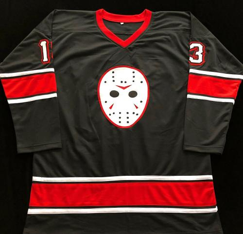 Ari Lehman Signed Jason Voorhees Friday The 13th Kill For Mother Jersey JSA