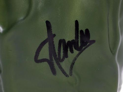 Stan Lee Signed Marvel Hulk Fist/Hand *The Avengers PSA W40542