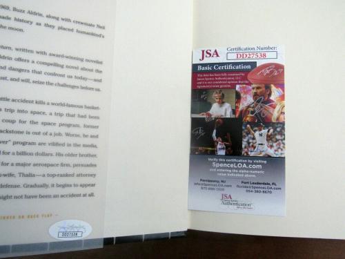 Buzz Aldrin Apollo 11 Astronaut Signed Auto The Return 1st Edition Book Jsa Gem