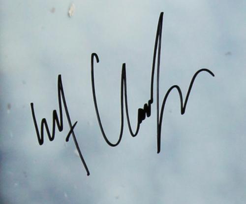 Kit Harington Signed Game of Thrones Jon Snow Framed Poster