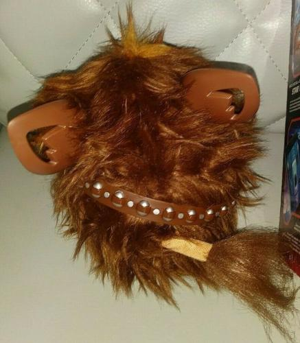 Star Wars Chewbacca Furby Talking Interactive Toy Collectible W/box And Manual