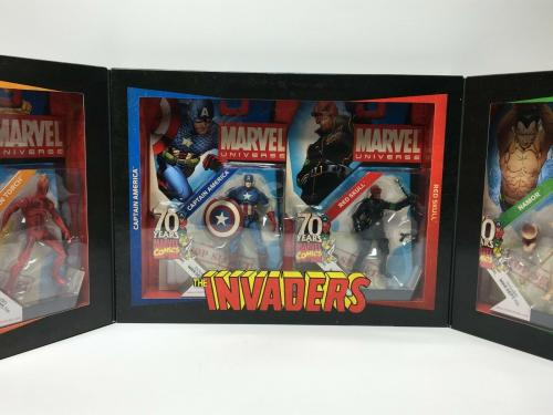 Stan Lee Signed San Diego Comic Con Exclusive Marvel Universe Action Figure COA