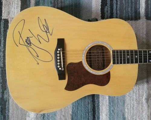 Roger Waters - Pink Floyd Authentic Hand Signed Guitar Certified With Jsa Coa
