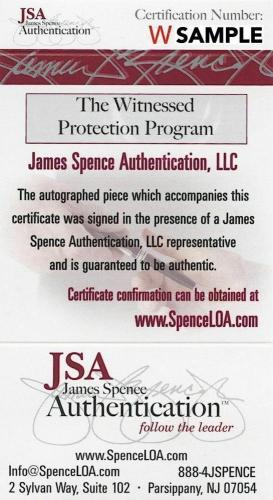 William Shatner Star Trek Signed Autographed 11x14 Photo JSA Beam Me Up