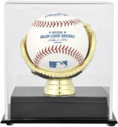 Gold Glove Single Baseball Display Case