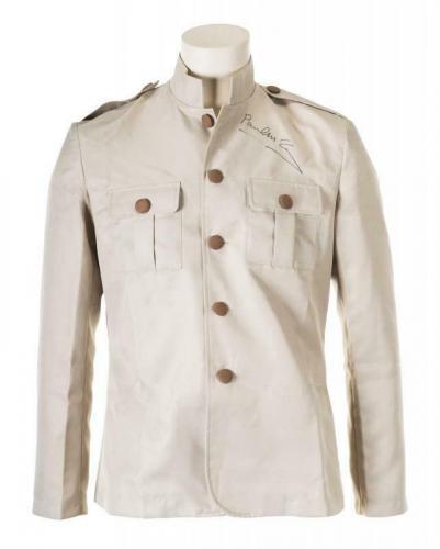Paul McCartney The Beatles Signed Shea Stadium Replica Jacket Frank Caiazzo COA
